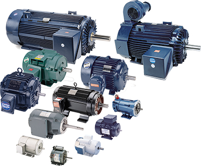 Servo motor servo drives for Types of electric motors